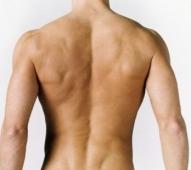Muguras masāža, 30 min
