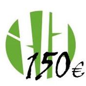 Dāvanu karte 150 Eur vērtībā